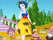 Play Snow White Forest Storm