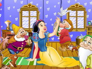 Play Snow White In Forest House