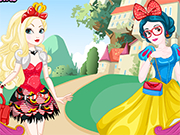 Play Snow White N Apple White