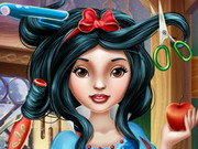 Play Snow White Real Haircuts