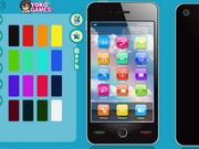 Play Social Media Phone Dressup