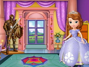 Play Sofia Castle Makeover