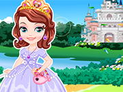 Play Sofia's Sparkly Tiara