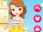 Play Sofia Spring Summer Dress Up