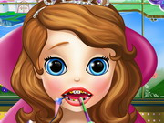 Play Sofia The First At The Dentist