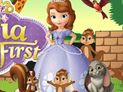 Play Sofia The First Zoo Adventure