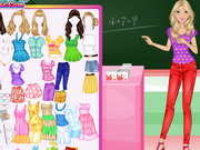 Play Soft Barbie Teacher