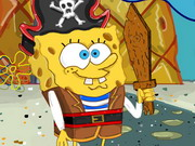 Play Spongebob Crazy Dressup