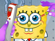 Play Spongebob Eye Doctor