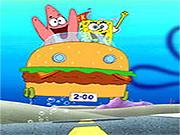 Play Spongebob Funny Ride