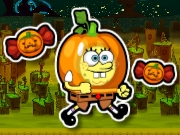 Play Spongebob Halloween Run