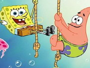 Play Spongebob Love Puzzle