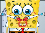 Play Spongebob Nose Doctor 2