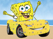 Play Spongebob Racer