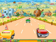 Play Spongebob Road