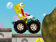 Play Spongebob Underwater Atv