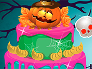 Play Spooky Cake Deco