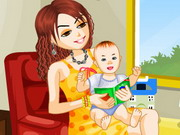 Play Story Time With Baby