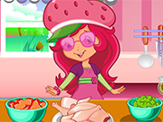 Play Strawberry Cooking lesson