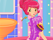 Play Strawberry Shortcake At Spa