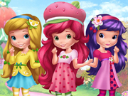 Play Strawberry Shortcake Fashion