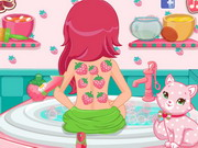 Play Strawberry Shortcake Spa