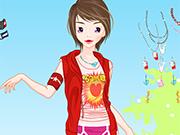 Play Street Walk Dressup