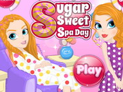 Play Sugar Sweet Spa Day