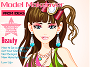 Play Summer Cover Model Makeover