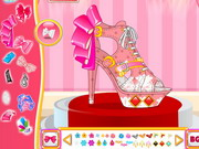 Play Summer High Heels Design