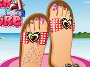 Play Summer Pedicure