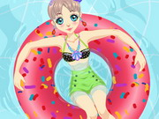 Play Summer Swimming Pool Girl