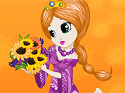Play Sunflower Princess Hairstyles