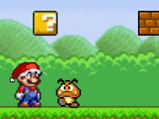 Play Super Mario - Save Santa