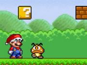 Play Super Mario - Save Santa