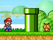 Play Super Mario Star Scramble 2