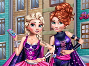 Play Superhero Spring Princess Dress Up