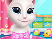Play Talking Angela at Spa Session