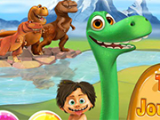 Play The Good Dinosaur Journey Home