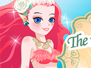 Play The Mermaid Princess Dress Up