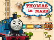 Play Thomas In Maze