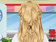 Play Three Kinds Of Spring Hairstyle