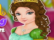 Play Thumbelina Wedding Preparation