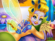 Play Tinker Bell's Tiny Spa