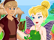 Play Tinkerbell Dating Spa Makeover