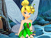 Play Tinkerbell Forest Storm