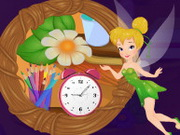 Play Tinkerbell House Makeover