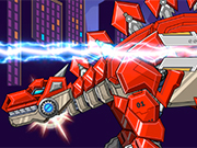 Play Toy War Robot Stegosaurus