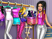 Play Tris Fashionista Dolly Dress Up