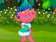 Play Trolls Makeover Girl